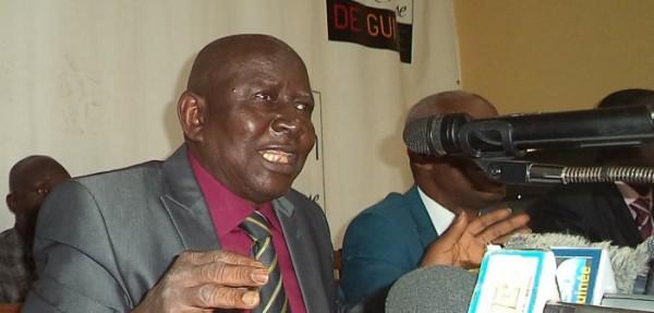 Ibrahima Kalil Keita : drôle de démission !