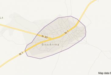 Dabola : le gouverneur de la RA de Faranah a animé un meeting dans la CR de Bissikirima