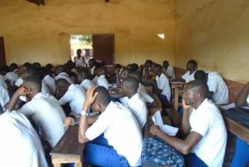 Kankan : A 3 jours des examens nationaux, l'inquiétude plane !