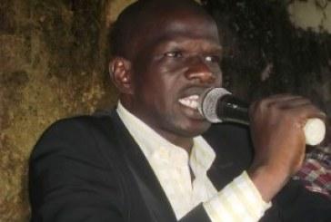 Lamine Kaba du FIDEL soutient Maturin