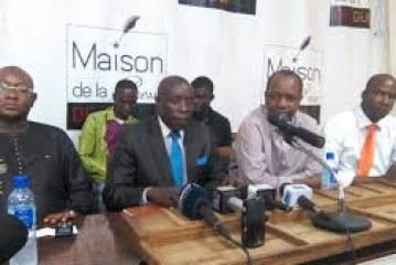 Les avocats de l'UFDG ne décollèrent pas contre le ministre de la Justice