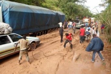 Les travaux des routes, Labé-Mali et Labé-Tougué lancés officiellement dimanche la capitale de la Moyenne Guinée