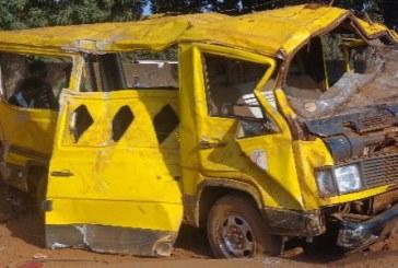 KOLABOUI: Une collision meurtrière