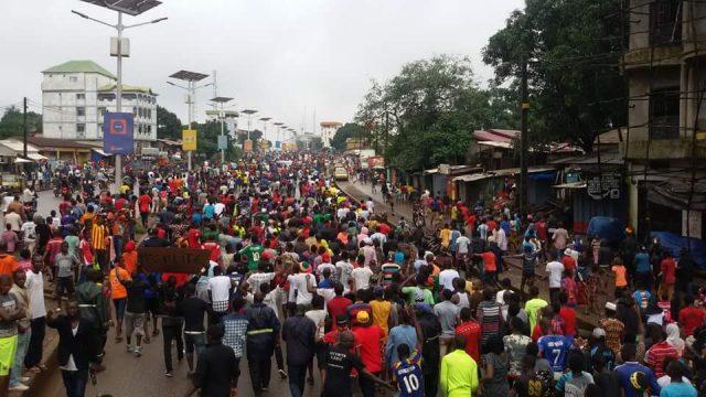 Bantama prépare des contre manifestations