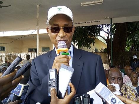 3ème mandat : «ça ne marchera pas, les guinéens n'accepteront pas», prévient Cellou Dalein