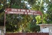 Education-Boké: les tristes réalités de l'école de soins de santé communautaire à Yomboya