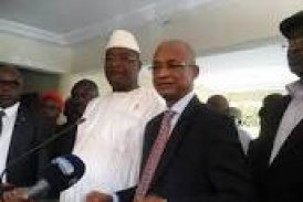 Politique : Mamadou SYLLA de l'UDG rompt avec Alpha CONDE au profit de Cellou Dalein