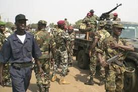 Coup de feu au camp Alpha Yaya DIALLO: les témoignages des riverains