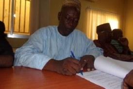 ''Le gouvernement s'engage à recruter tous les enseignants contractuels non-admis au concours…'' (Protocole d'accord)
