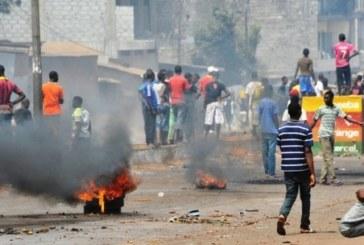Grève émaillée de violences : que compte faire le gouvernement ?