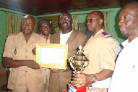 Société-Boké : le Comité local de la SAFRA décerne des satisfécits à ses sponsors volontaires