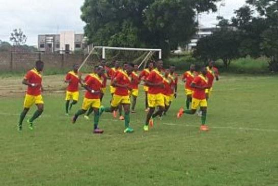 Mondial U20 : Le Syli Junior s'incline 3 -0 devant la Corée du Sud