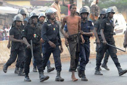 Conakry : le chef présumé d'un groupe impliqué dans la fabrication de faux billets mis aux arrêts