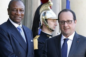 Conakry-Paris : Hollande coupe le cordon ombilical avec Condé