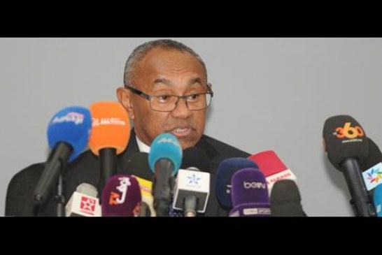 Le président Ahmad «convaincu» que le Maroc peut organiser le Mondial-2026