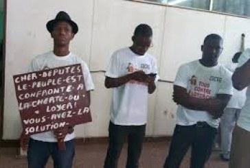 Cherté de loyer : Un mouvement des jeunes interpelle les députés