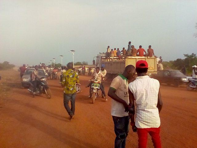 Kankan: Cellou Dallein Diallo et sa suite dignement accueillis !