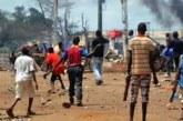 Boké: le bilan des échauffourées de 04 jours !