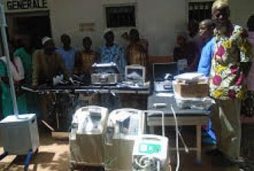 Santé: USAID-Guinée offre du matériel chirurgical à l'Hôpital Régional de Boké