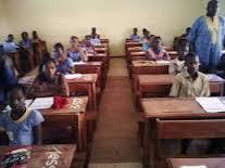 Examens nationaux : Coup d'envoi de l'entrée en 7ème Année