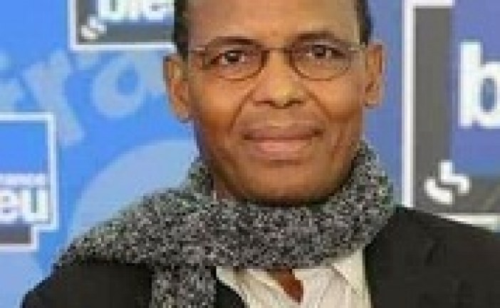 L'écrivain guinéen Thierno Monènembo distingué