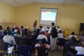 Boké : Le Club des jeunes filles leaders de Guinée installé dans la Région