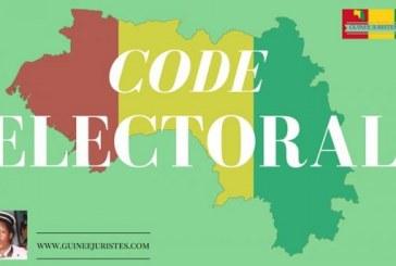 Nouveau Code électoral : Alpha Condé parle de la prochaine promulgation