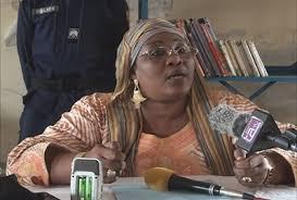 L'opposition à Kaloum : '' Il n'y aura pas de meeting'', prévient la présidente de la délégation spéciale