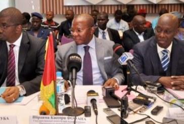 Le ministre Kassory Fofana magnifie la commission mixte russo-guinéenne et loue les efforts de Rusal