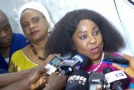 La Secrétaire générale de la FIFA à Conakry  ''L'objectif de ma visite en Guinée…''