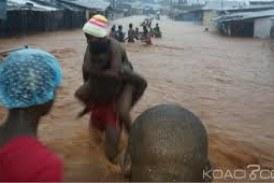 Sierra Leone : le bilan de la catastrophe dépasse les 400 morts