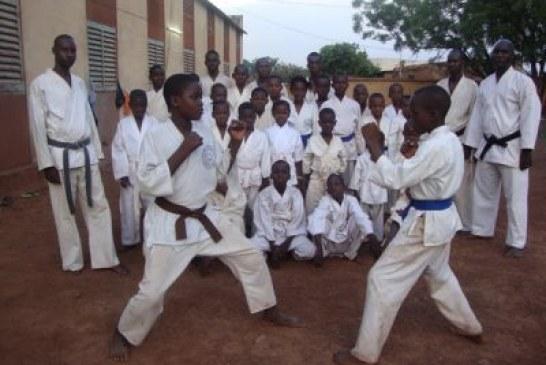Kankan : Le Karaté, une pratique sportive nécessaire qui tombe dans les oubliettes !