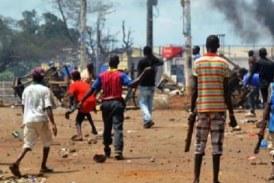 Conakry : Un manifestant succombe à ses blessures