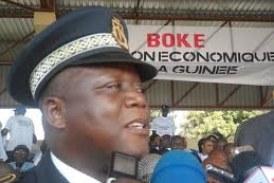 Boké: La reconstruction des édifices incendiés est à la charge des notabilités (gouverneur)