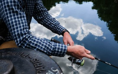 Street adventure: fishing & mixologie