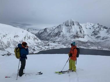 Séminaire nature ski