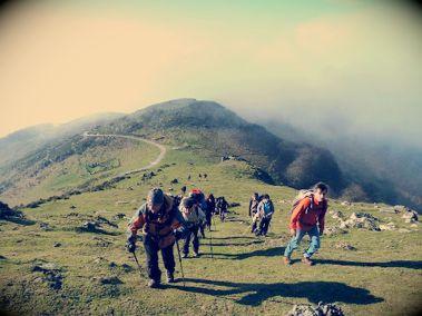 Team Building outdoor pays basque