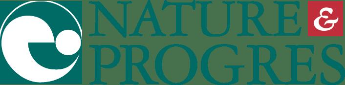 Nature et progrès logo