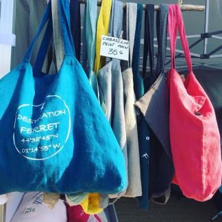 Cabas et Tote Bags