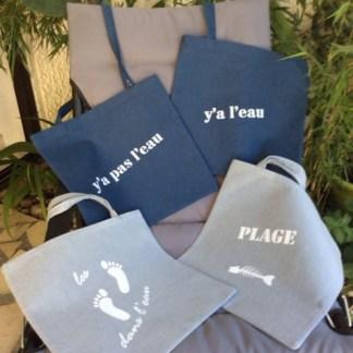 Tote Bags en coton