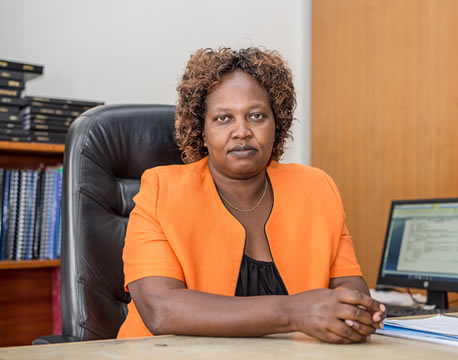 Dr. Betty Tikoko