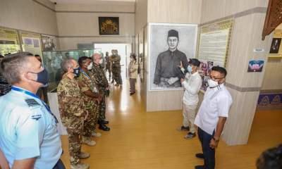 Foto atase negara sahabat, Museum batam raja ali haji, museum di batam, negara sahabat, Raja Ali Haji, tour atase negara sahabat