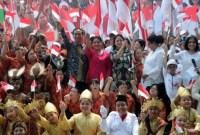 Presiden Hadiri Peringatan Hari Anak Nasional