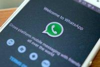 Pengguna WhatsApp Tembus Satu Miliar