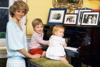 Ketika Para Pangeran Mengenang 20 Tahun Wafatnya Putri Diana