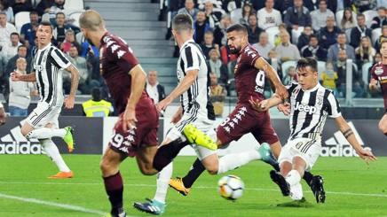 Dua Gol Dybala Bawa Juve Kalahkan Torino