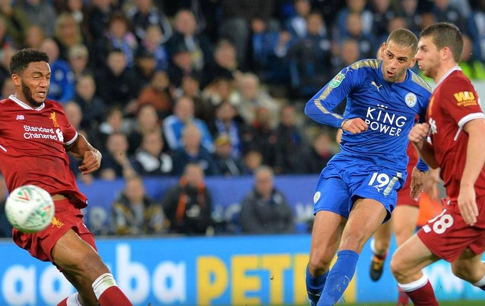 Piala Liga: Leicester Taklukkan Liverpool Dua Gol Tanpa Balas