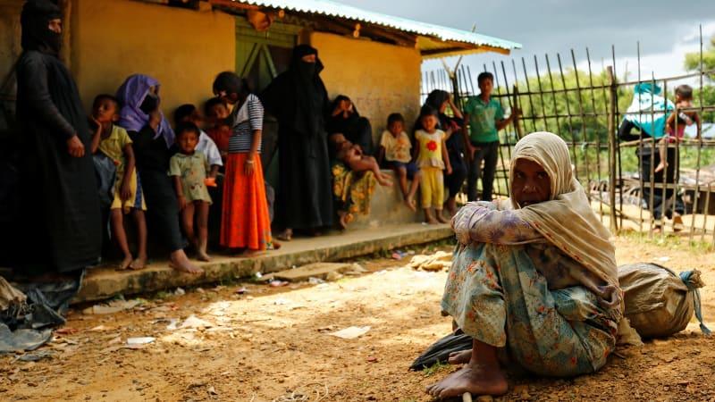China Berdiri di Belakang Myanmar Soal Rohingya