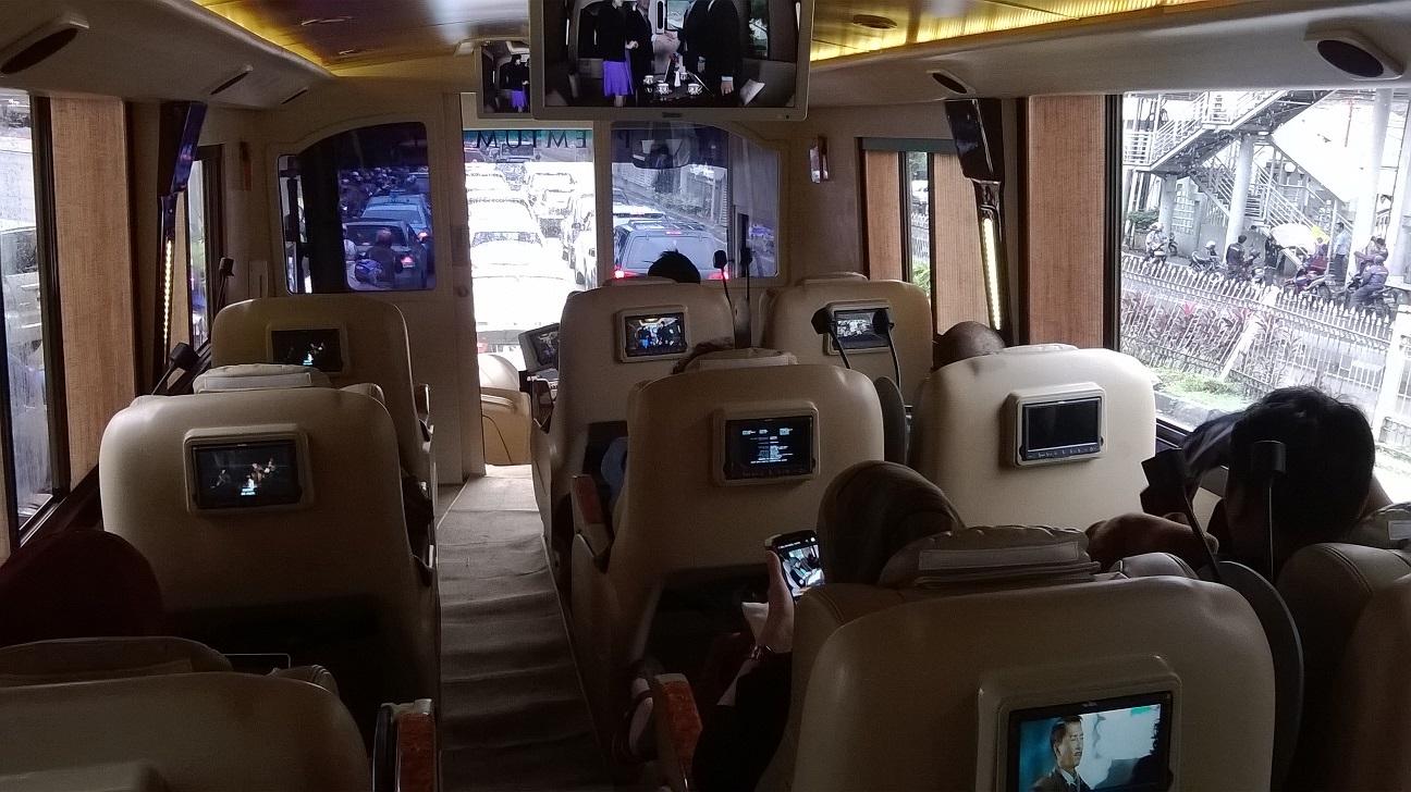 Asyik, Bus Premium Bogor-Jakarta Segera Mengaspal