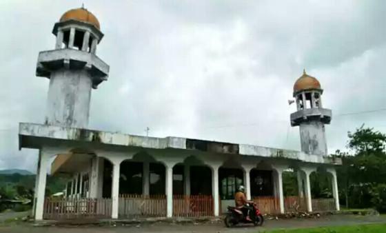 Pemuda Muhammadiyah Kecam Pembakaran Balai Pengaajian dan Masjid